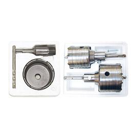 QK0509 - Hole Saw Set